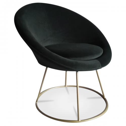 3S. x Home - VELVETINE - Fauteuil