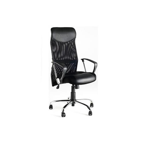 3S. x Home - Chaise de Bureau Noir King - Chaise