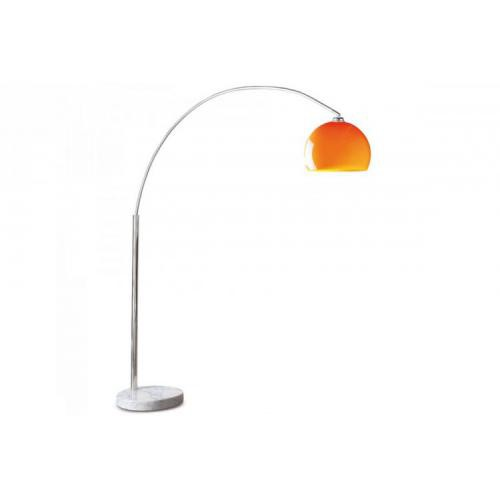 3S. x Home - Lampadaire Arx XL Orange LORA - Meuble & Déco