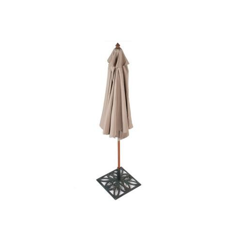 3S. x Home - Parasol RINNA taupe - Meuble & Déco