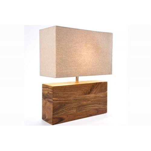 KARE DESIGN - Lampe de table en bois - Lampe