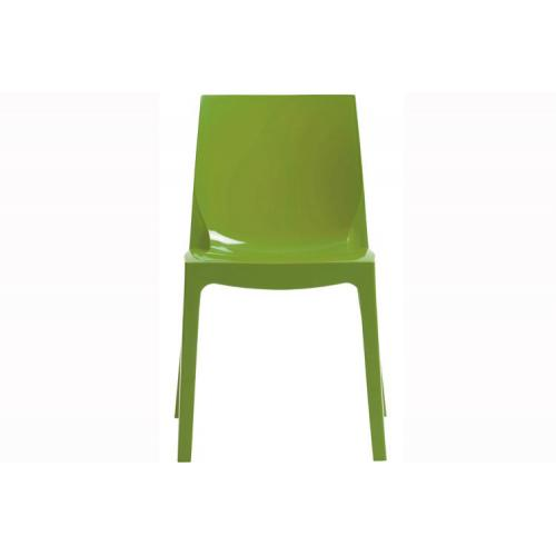 3S. x Home - Chaise Design Verte Laquée LADY - Chaise