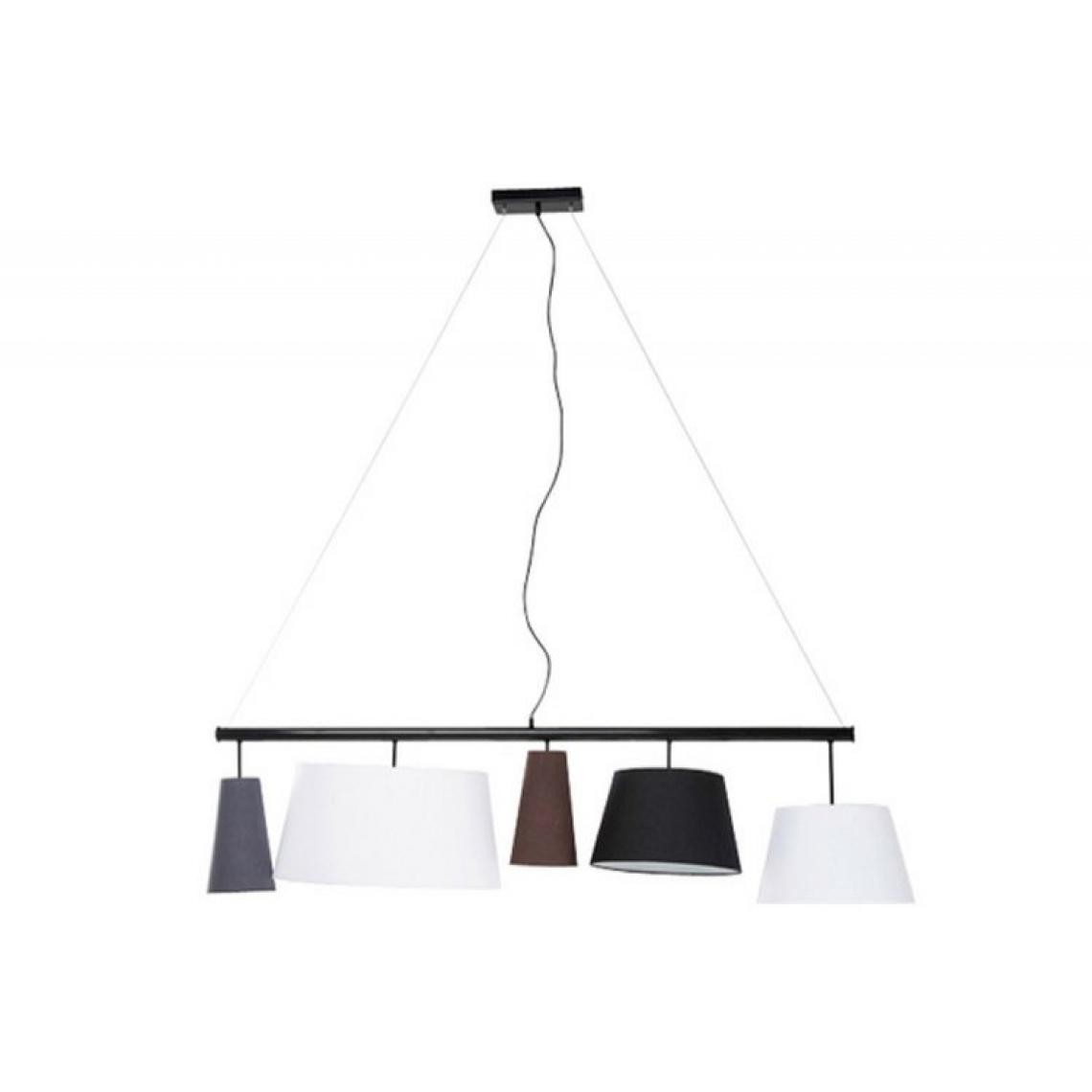 Et Abat Blanc Kare Parecchi3 Design Jour Marron Suspension Suisses ONyvm0w8n