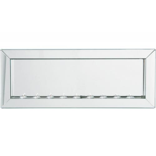 Kare Design - Grand Miroir 91 X 35 Cm Snow - La déco