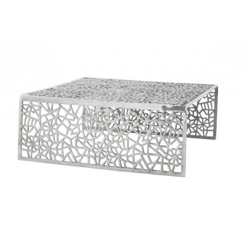 3S. x Home - Table Basse design en Alu ALVIE - Table basse