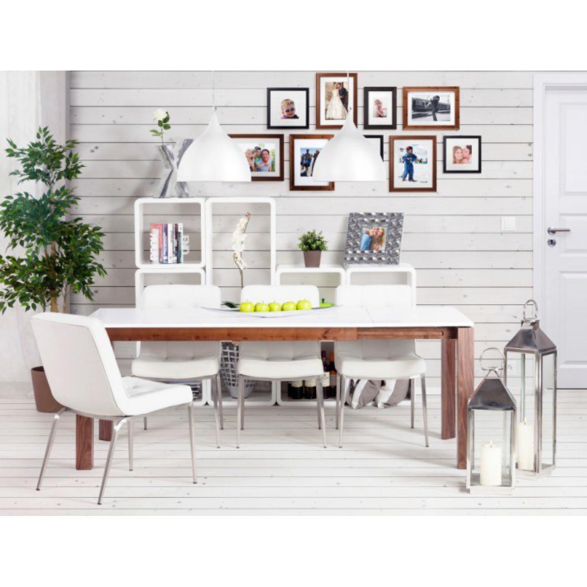Objet Deco Laque Blanc table basse blanc laquée emily 90x35x45 plus de détails