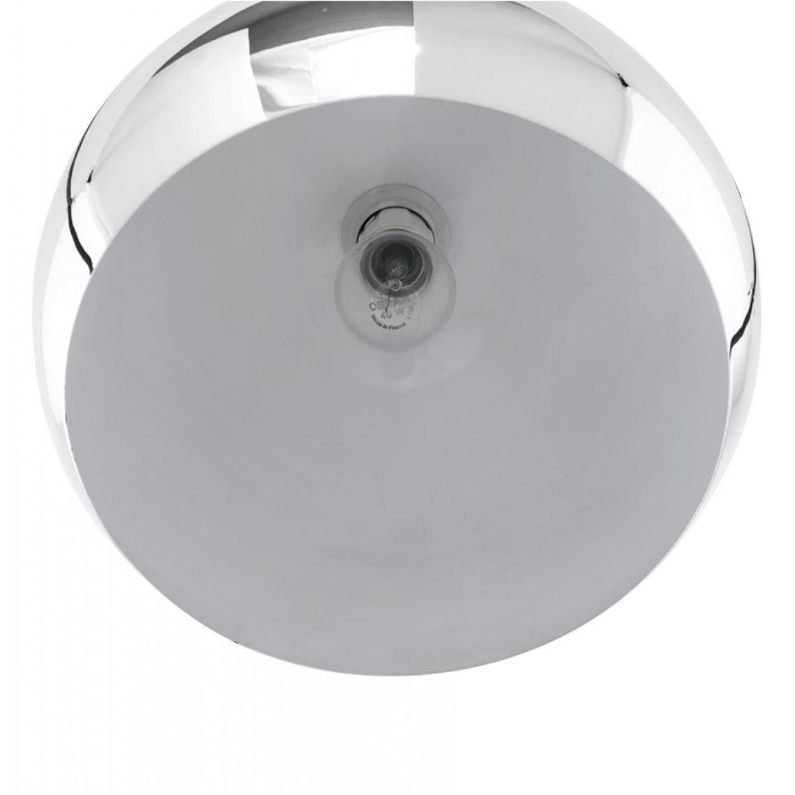 Suspension en métal chromé BILLY orBb0