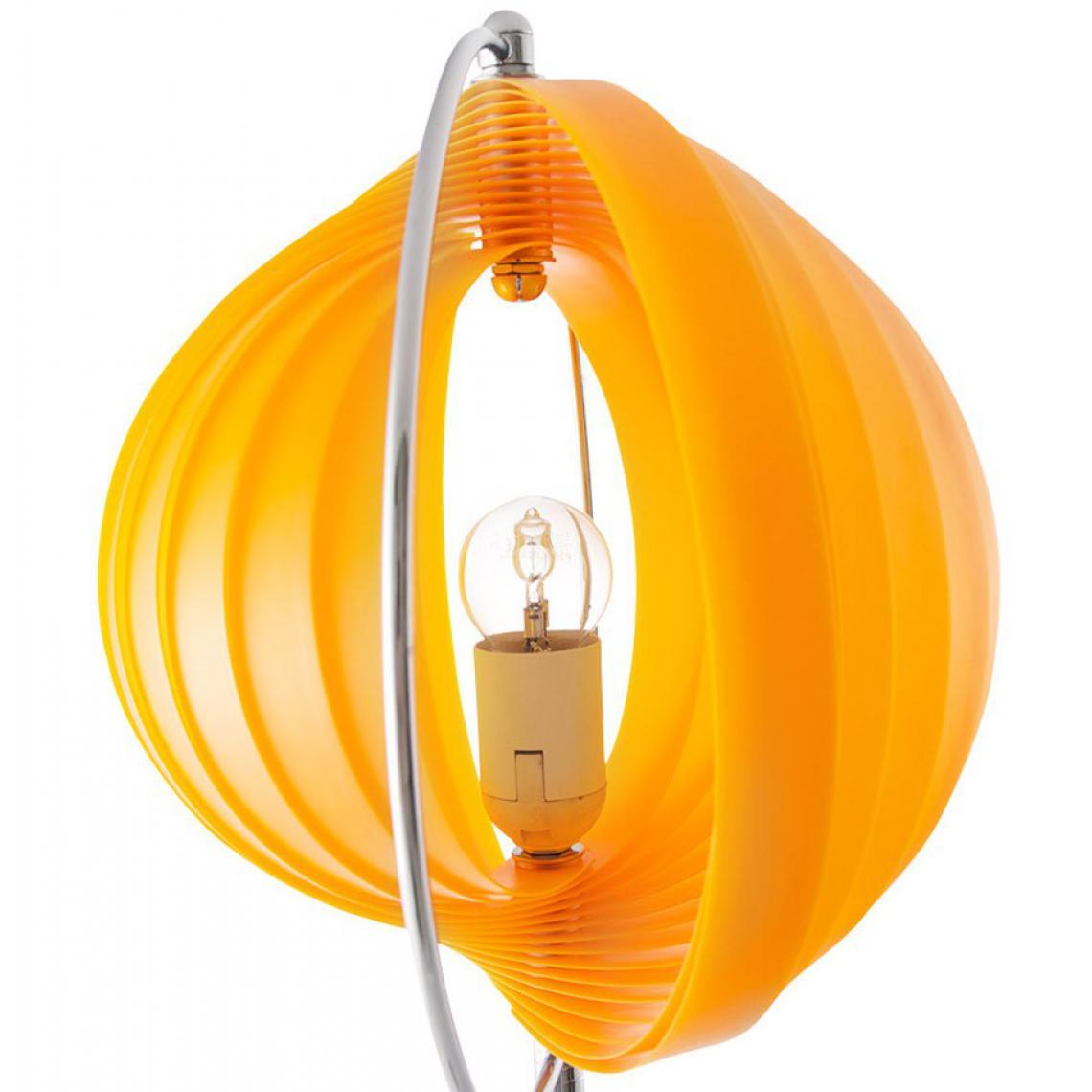 À Suisses Poser Lampe Orange Soleil3 byY7f6g