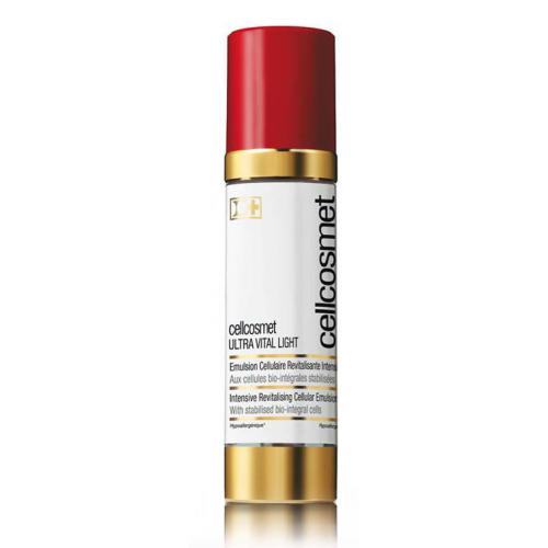 Cellcosmet - EMULSION CELLULAIRE REVITALISANTE INTENSIVE - Ultra Vital Light - Beauté
