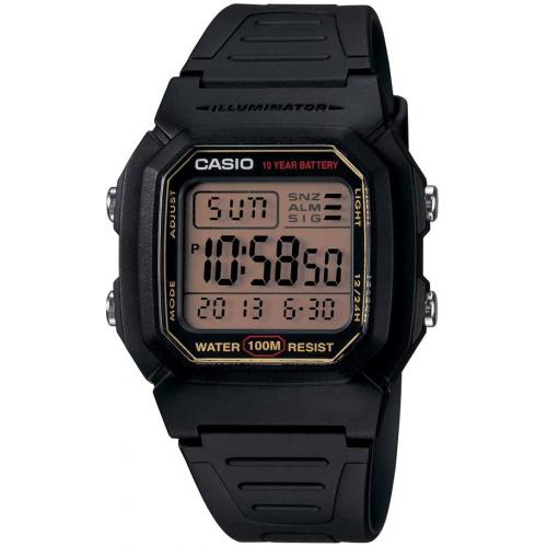 Casio - Montre Casio Collection W-800HG-9AVES - Homme - Casio Montres