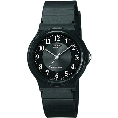 Casio - Montre Casio Collection MQ-24-1B3LLEF - Homme - Montre & bijou