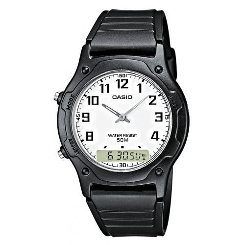 Casio - Montre Casio Collection AW-49H-7BVEF - Homme