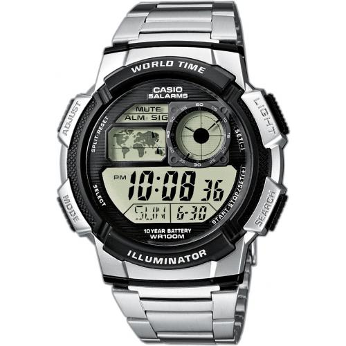 Casio - Montre Casio Collection AE-1000WD-1AVEF - Homme - Montre Homme
