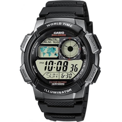 Casio - Montre Casio Collection AE-1000W-1BVEF - Homme - Montres