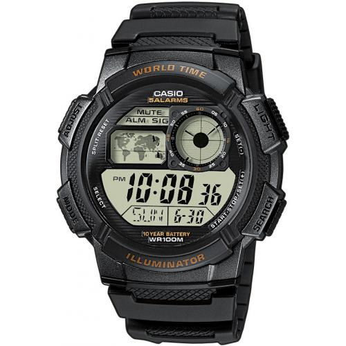 Casio - Montre Casio Collection AE-1000W-1AVEF - Homme - Montre Homme
