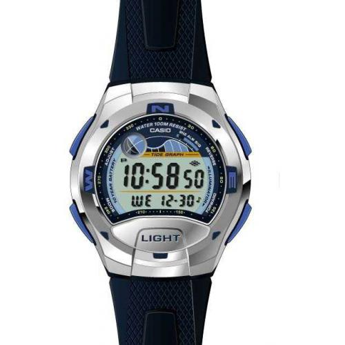 Casio - Montre Casio Collection W-753-2AVES -  Homme - Montre Homme