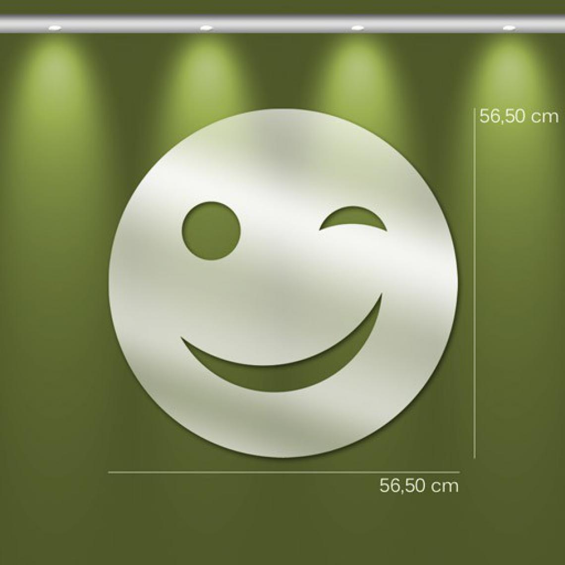 Miroir smiley