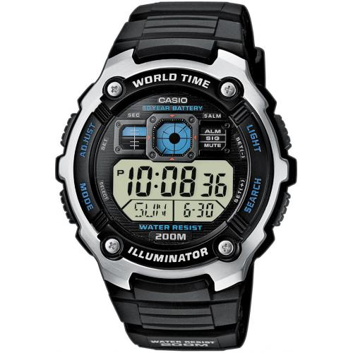 Montre Casio Collection AE 2000W 1AVEF Casio Montres Casio