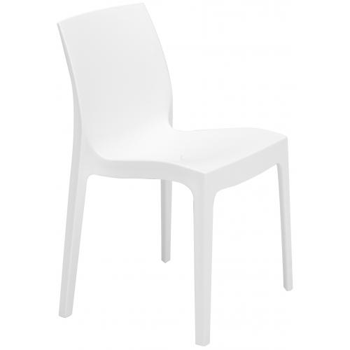 Chaise Design Blanche ISTANBUL