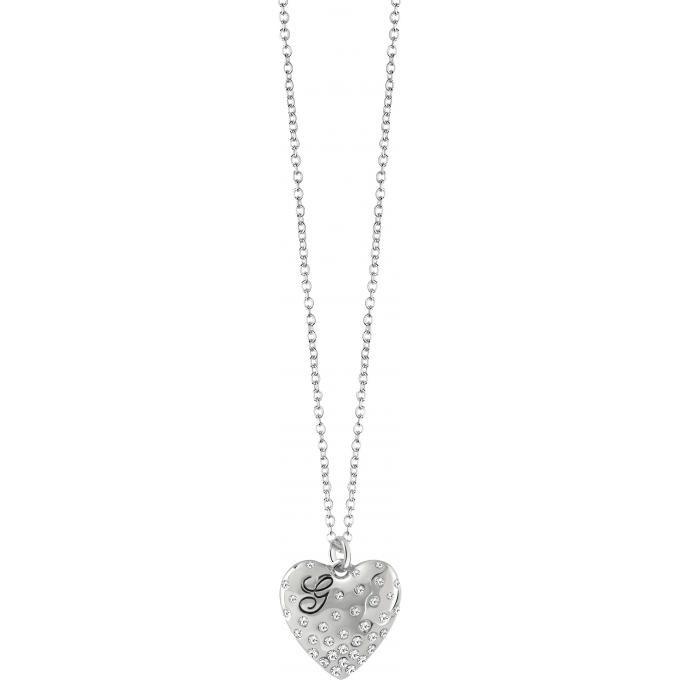 936cd6dfb18d Collier et pendentif Guess UBN51491 - Collier et pendentif Métal Argenté Guess  Bijoux Femme