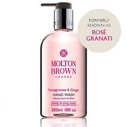 Molton Brown - Nettoyant pour les mains Cardamome Gingembre - Soins corps