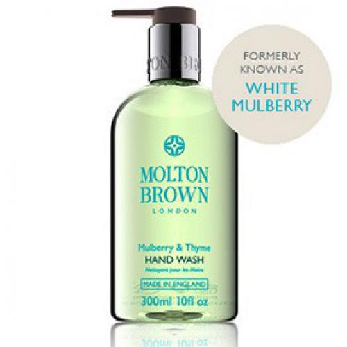 Molton Brown - Nettoyant pour les mains Mulberry & Thyme - Molton Brown