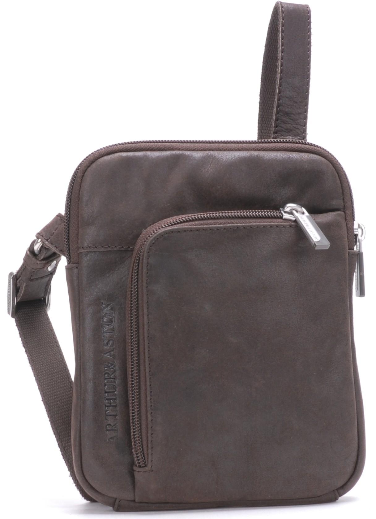 Cuir De Vachette C Est Quoi pochette besace - cuir de vachette-arthur & aston | 3 suisses