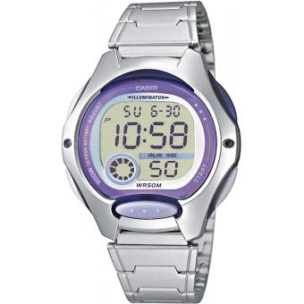 Casio - Montre Casio Collection LW-200D-6AVEF - Mode fille