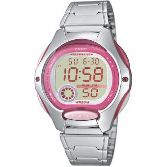 Casio - Montre Casio Collection LW-200D-4AVEF - Mode fille