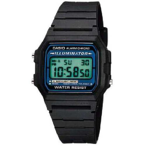 Casio - Montre Casio Collection F-105W-1AWYEF - Homme - Montre & bijou
