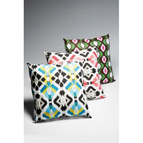 Kare Design - Coussin Psychodelic Patchwork 45x45 - Coussins