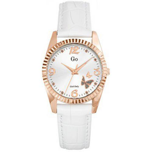 Go Girl Only - Montre Go Girl Only 698543 - Montre Ronde Dorée Mode Femme