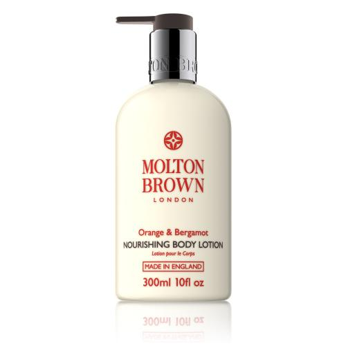 Molton Brown - Lotion Nourissante pour le corps Orange Bergamote - Beauté