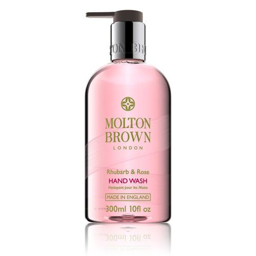 Molton Brown - Gel Nettoyant Mains Rhubarbe & Rose - Beauté