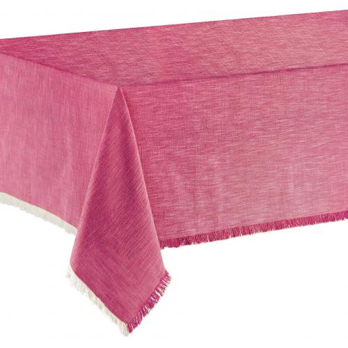 3S. x Home - Nappe coton anti-tâches Jet Winkler - Rose - Nappes