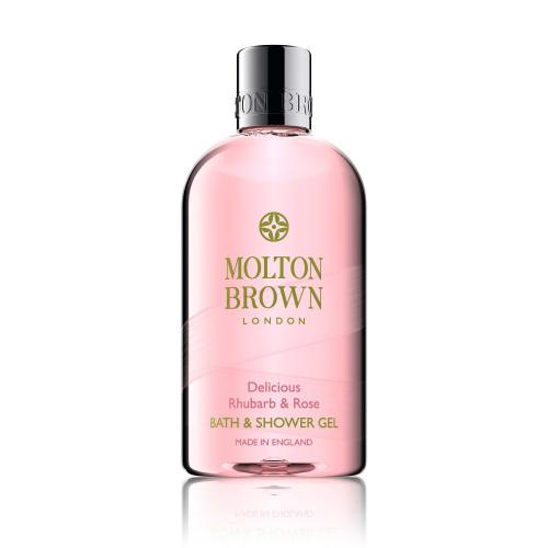 Molton Brown - Gel Douche Rhubarbe & Rose - Beauté