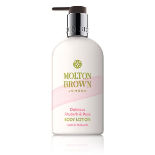 Molton Brown - Lotion Nourrissante pour le Corps Rhubarbe & Rose - Soins corps