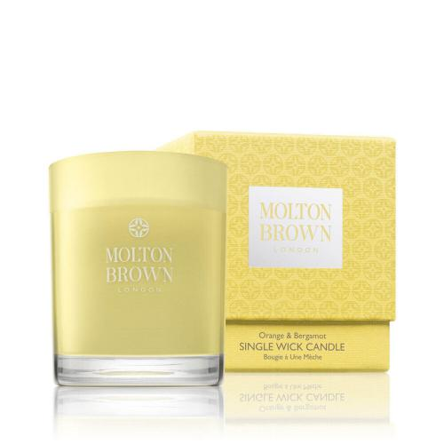 Molton Brown - Bougie Orange Bergamote - Beauté