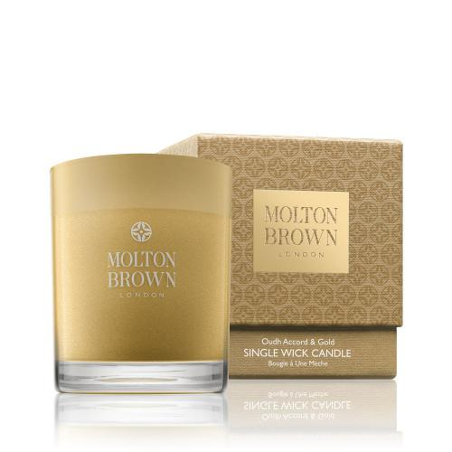 Molton Brown - Bougie Bois de Oud - Parfums