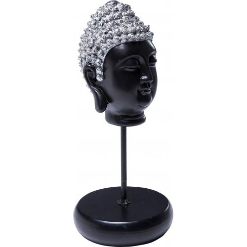 KARE DESIGN - Figurine décorative Buddha Face bic - Statue, figurine