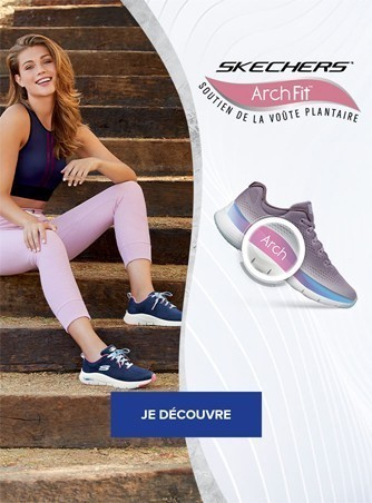Skechers chaussures sports