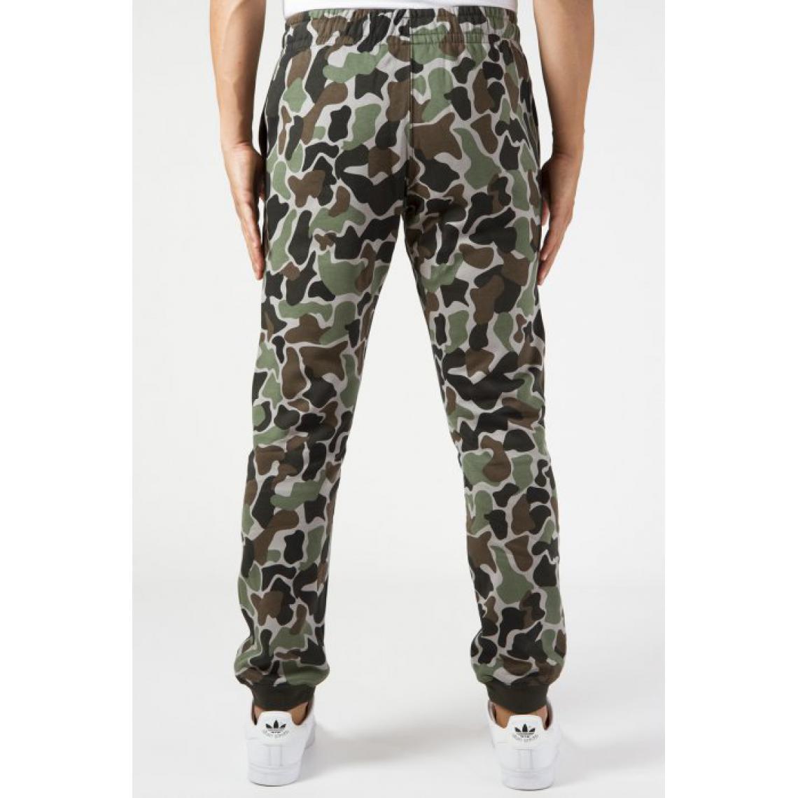 info pour 14abd 52abd Jogging imprimé militaire Adidas Originals homme - Kaki ...