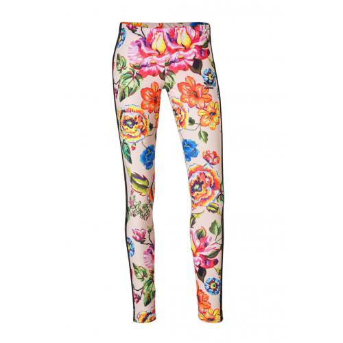 Imprimé Originals Legging Floral Adidas Multicolore Femme A4R5Lj