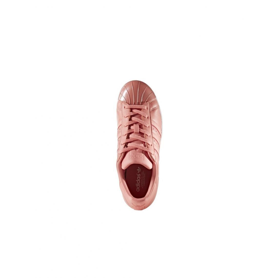 Rose3 Suisses À Lacets Fille Adidas Basse Originals Basket 8v0mNwn