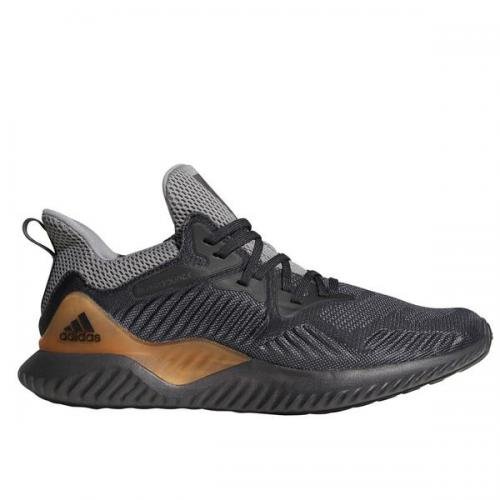 Adidas Performance - Alphabounce Beyond M adidas noir/gris 40 - Chaussures