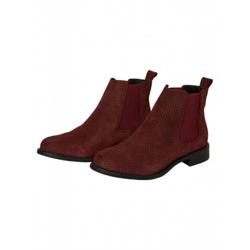 Vero Moda - Boots Nilla Leather Vero Moda - Bottes / Bottines