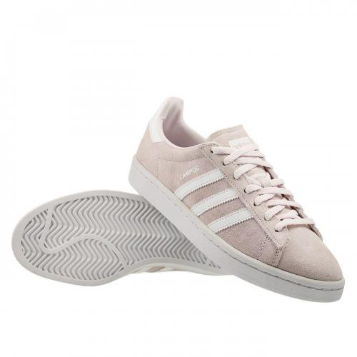 Adidas Originals - Campus W Q2 adidas Original rose pale 36 - Baskets de sport