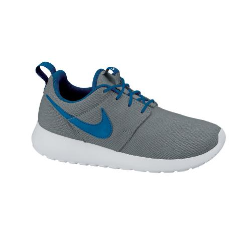 Nike - Chaussures de training grises Nike - Baskets