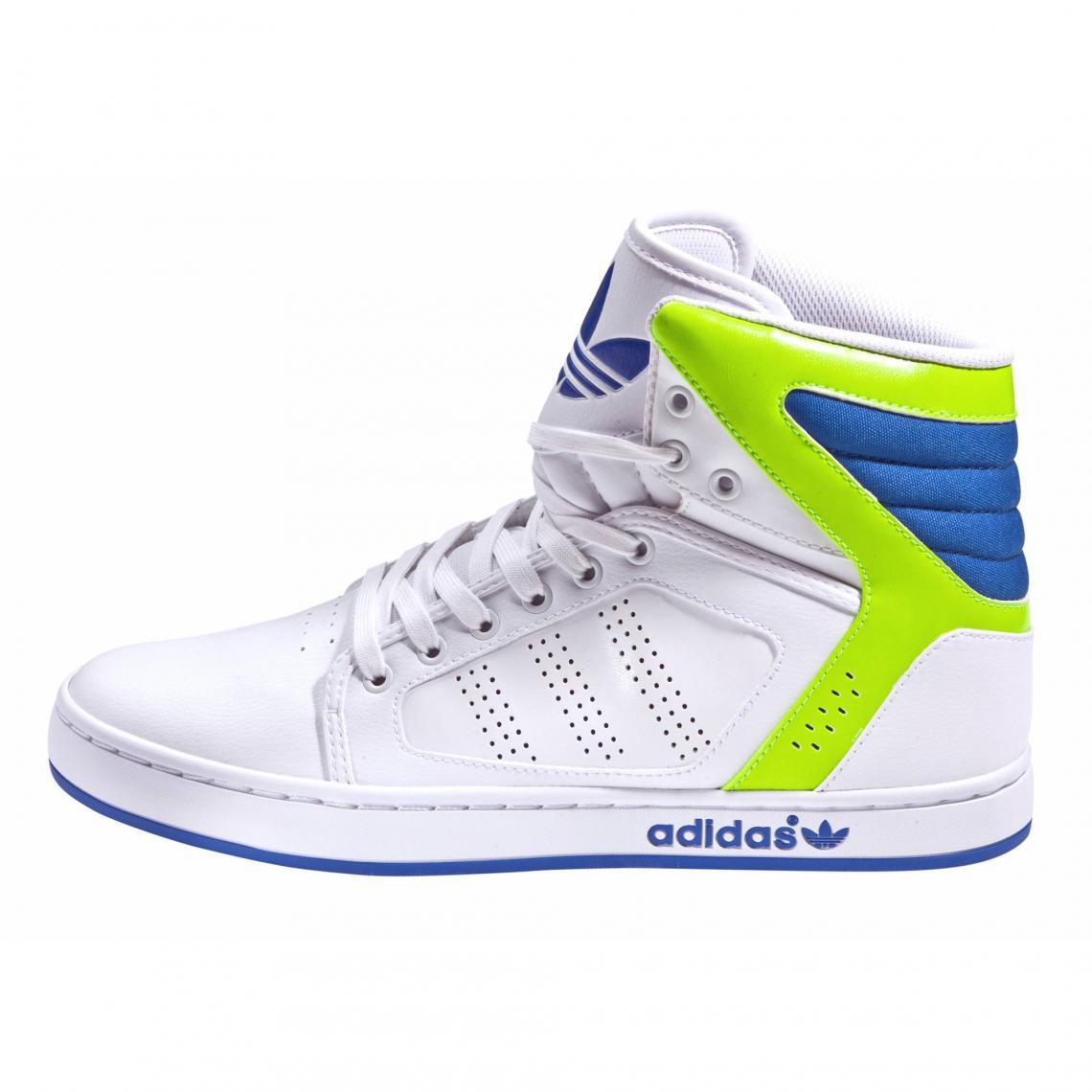 Chaussures Montantes Homme Lacets À Adidas Blanche 5A34RjL