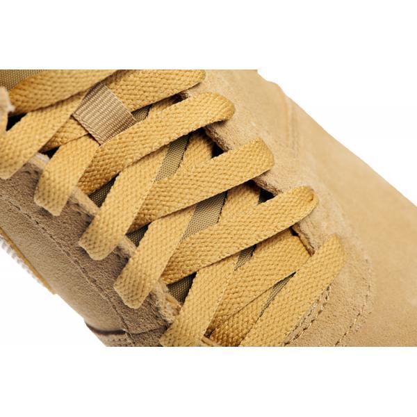 Chaussures montantes à lacets Nike homme Camel